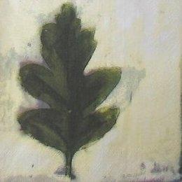 4153.Одинокие листья. 5 шт., 10 руб/шт