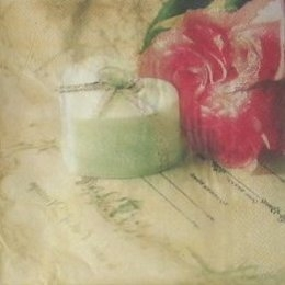 4285. Роза и подарок