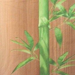 4437. Зеленый бамбук