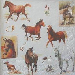 4468. Лошади. 10 шт., 21 руб/шт