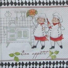 4644. Бон аппетит. 20 шт., 18 руб/шт