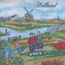 4654. Голландия