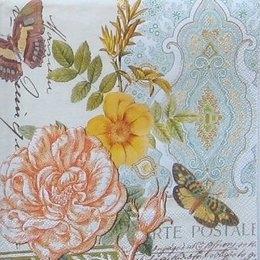 4657. Винтажные розы. 10 шт., 13 руб/шт