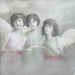 4689. Три ангела. 10 шт., 27 руб/шт