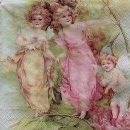 4702. Разноцветные ангелы. 20 шт., 26 руб/шт
