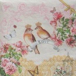 4857. Влюбленные птички. 10 шт., 21 руб/шт