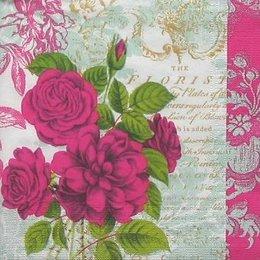 4931. Яркие розы. 5 шт., 23 руб/шт