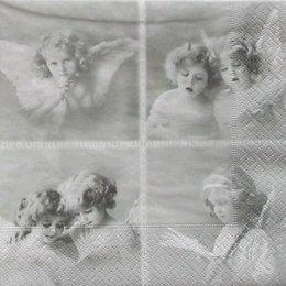 4947. Ангелы в квадратах. 5 шт., 31 руб/шт