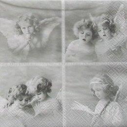 4947. Ангелы в квадратах. 10 шт., 27 руб/шт