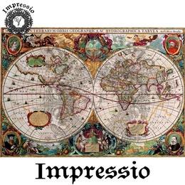 5090. Декупажная карта Impressio, плотность 45 г/м2