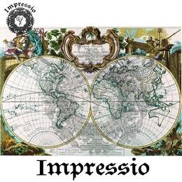 5098. Декупажная карта Impressio, плотность 45 г/м2