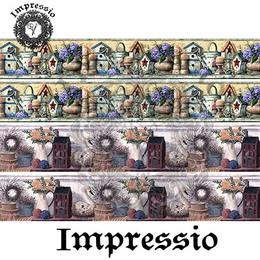 6534. Декупажная карта Impressio. Плотность 45 г/м2