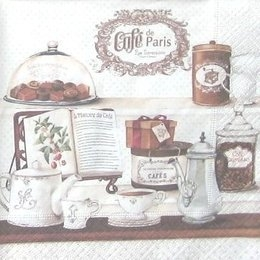 8033. Cafe de Paris