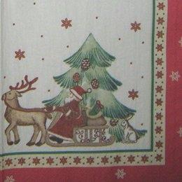 8135. Дед Мороз на санях. 5 штук., 10 руб/шт
