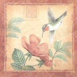 8279. Колибри у цветка. 5 шт., 15 руб/шт