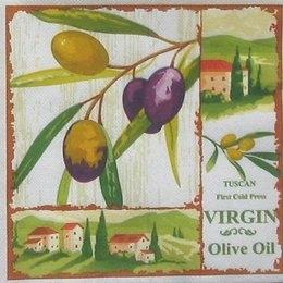 8332. VIRGIN Olive Oil. Двухслойная.