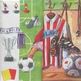 8416. Футбол. 5 шт., 10 руб/шт