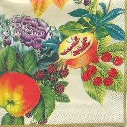 8525. Яркие фрукты.
