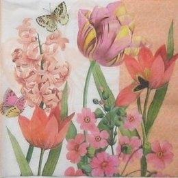 8653. Весенние цветы.