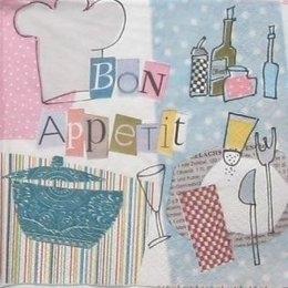 8697. Bon appetit
