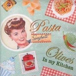 8789. Pasta