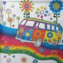 8863. Радужный автобус