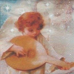 8953. Ангел с домрой