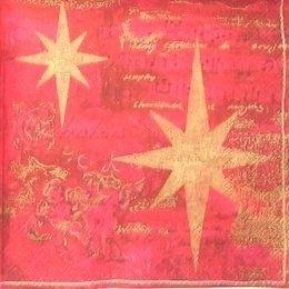 8962. Звезды и ангелы на нотах