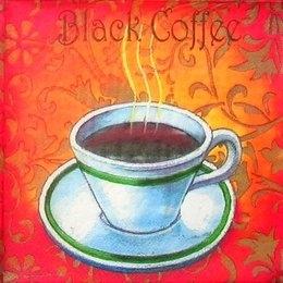 9155. Чашка кофе. 5 шт., 7 руб/шт.
