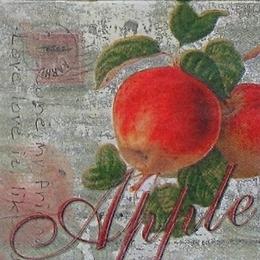 9228. Яблоки на ветке.