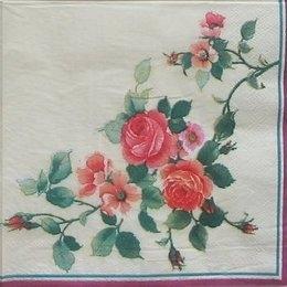 9332. Весенние розы.