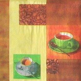 9358. Чайная пара