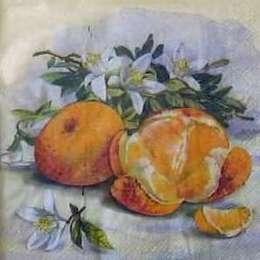9560. Сочный апельсин