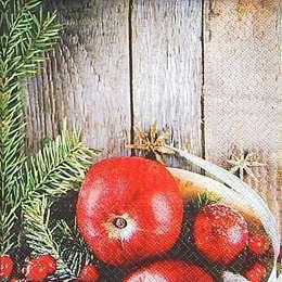 9685. Рождественские яблоки. 10 шт., 10 руб/шт