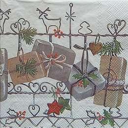 9694. Новогодние подарки. 5 шт., 17 руб/шт