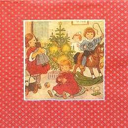 9695. Рождественские подарки детям