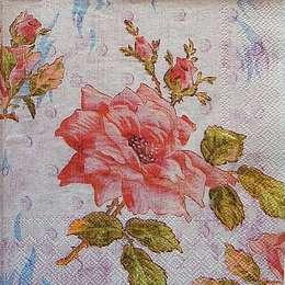 9710. Четыре розы. 5 шт., 17 руб/шт