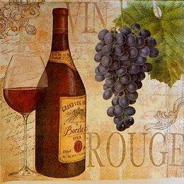 9730. Вино и виноград