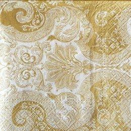 9744. Винтажный золотой узор. 5 шт., 17 руб/шт