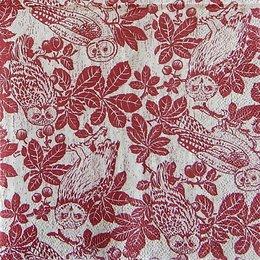 9745. Красные совы