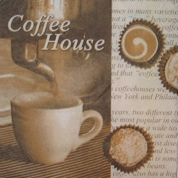 9756. Coffe House. 10 шт., 9 руб/шт