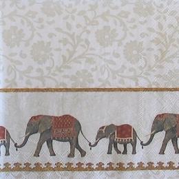 9757. Слоны на бордюре. 5 шт., 13 руб/шт.