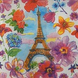 9768. Париж. Двухслойная