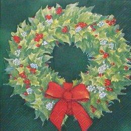 9778. Рождественский венок