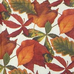 9799. Осенние листья. 10 шт., 7 руб/шт