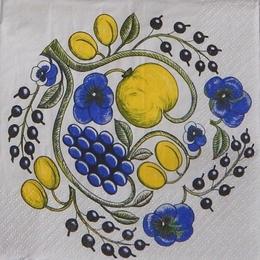 9805. Фруктово-ягодная композиция