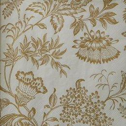 9814. Золотые цветы. 5 шт., 17 руб/шт