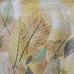 9826. Осенние листья. 5 шт., 17 руб/шт