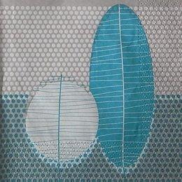 9859. Схематичные листья. 10 шт., 6.5 руб/шт