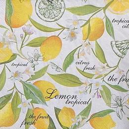9872. Тропический лимон. 20 шт., 5 руб/шт